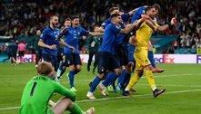 """Mesmo em Wembley, o santuário do Futebol, a """"Azzurra"""" é a campeã"""
