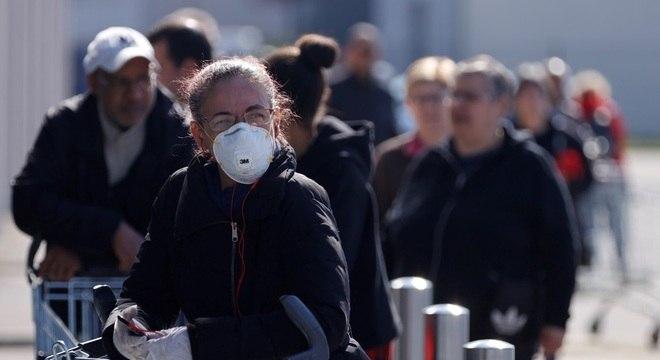 País europeu concentra 27.980 casos confirmados desde o início da pandemia