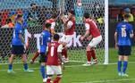 A Áustria ainda diminuiu o placar comKalajdzic, de cabeça, e tentou uma reação, mas não conseguiu. Os austríacos se despedem do torneio com uma campanha acima do esperado, já os italianos aguardam o vencedor de Bélgica e Portugal