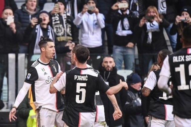 Itália (Calcio) - Juventus - 35 títulos