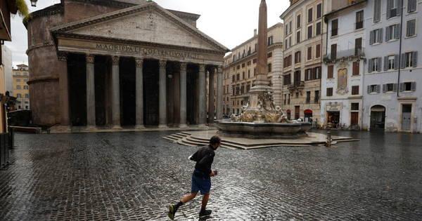 Itália ultrapassa marca de 75 mil mortes na pandemia de covid