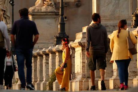 Itália vai permitir livre circulação dentro do país