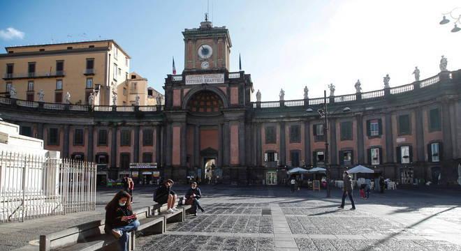 Itália decretou medidas de restrição para conter avanço do vírus