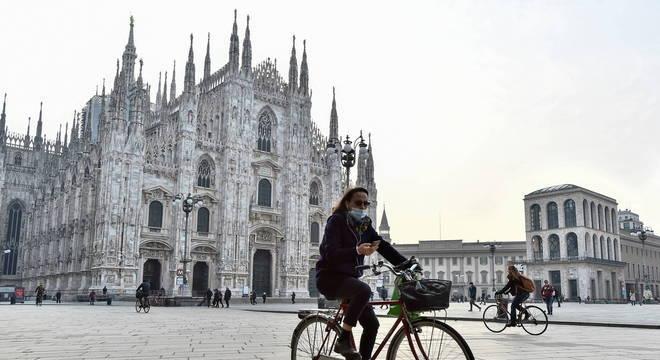 Itália pode decretar medidas de proteção em todo o território