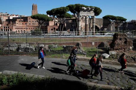 Itália tem recorde no número de casos