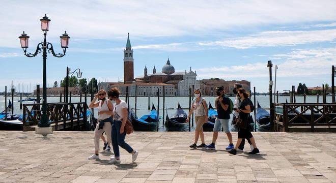 Itália registra pior número no aumento de contágios desde 26 de junho