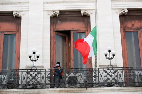 Itália passa das 12 mil mortes por coronavírus