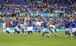 Dia de Euro teve show de Shaqiri contra a Turquia, que fez a seleção ainda estar viva na briga por vaga na fase eliminatória, e Itália se garantido como primeira do grupo para a próxima fase