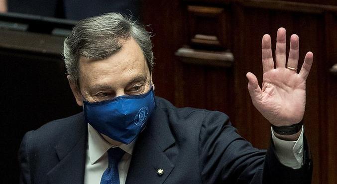 Novo premiê italiano Mario Draghi tomou posse do cargo nesta 5ª