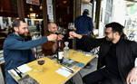 A Itália não tinha regiões na faixa amarela desde o fim de março, quando o governo de Mario Draghi endureceu as regras em todo o país para conter a disseminação do vírus Sars-CoV-2 no feriado de Páscoa