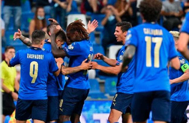 Itália: seis títulos