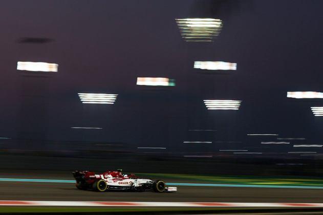 Italiano foi apenas 16º em Abu Dhabi.