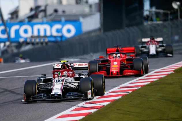 Italiano foi o 10º colocado, à frente do tetracampeão Sebastian Vettel