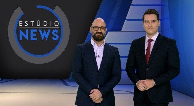 Ítalo Dutra da Unicef concede entrevista a Gustavo Toledo no Estúdio News