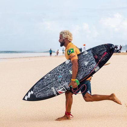 Ítalo Ferreira, campeão mundial de surfe, estreia em Jogos Olímpicos - 1.002.657 seguidores