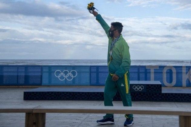 Ítalo Ferreira: campeão mundial em 2019 e olímpico em Tóquio 2020, o surfista tem apenas 27 anos e é cotado para subir ao pódio novamente daqui a três anos