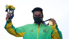 Tóquio: ouro de Italo Ferreira faz Brasil subir no quadro de medalhas