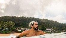 Italo Ferreira aprendeu a surfar com isopor do pai pescador no RN