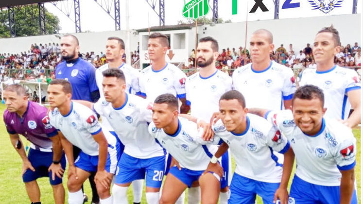 Itamar - 4 gols - Taguatinga - Campeonato Brasiliense