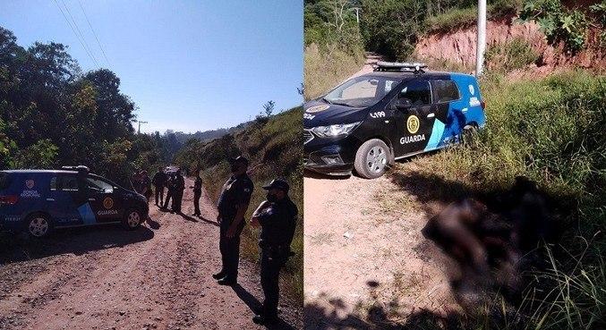 Corpos foram encontrados na manhã desta sexta-feira (21)