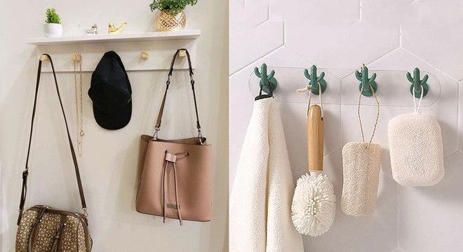 Itens para organizar a casa: objetos para ajudar a manter a ordem