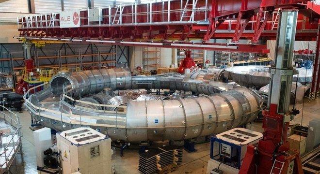 O ITER é o maior experimento de fusão nuclear do mundo