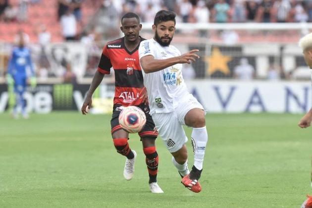 Ituano 2 x 0 Santos: O Peixe até começou bem, mas acabou sofrendo dois gols em seguida, ainda na etapa inicial, que esfriaram qualquer tipo de reação e colocaram o técnico Jesualdo Ferreira na berlinda.
