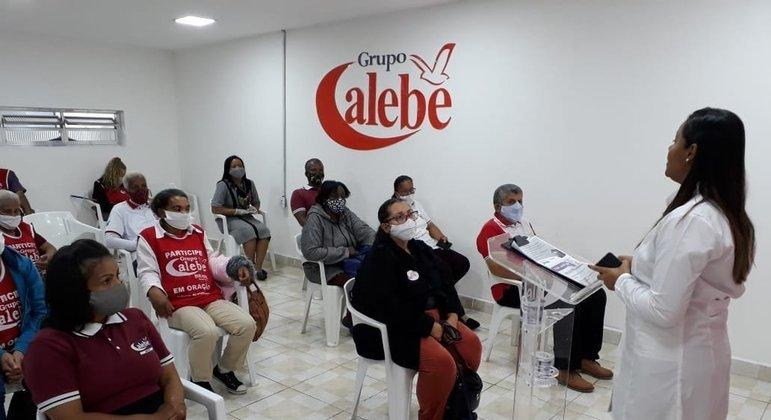 Campanha ensina como identificar violência e abuso contra idoso