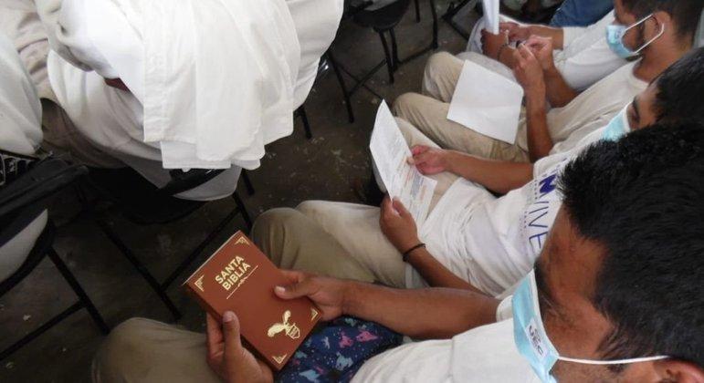 UNP inaugura primeiro espaço de ressocialização em presídio mexicano