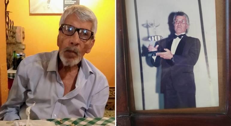 Ivalino Raimundo da Silva trabalhou entre 1989 e 1985 no 'Domingão do Faustão'