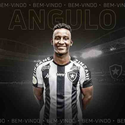 Ivan Ângulo - Mais uma jovem aposta do Glorioso para 2020, Ângulo chegou no meio da temporada emprestado pelo Palmeiras. O colombiano de 21 anos foi expulso logo em sua estreia, contra o Ceará, pelo Brasileirão. Após isso, o jogador deixou o Glorioso com 4 jogos disputados e nenhum gol.
