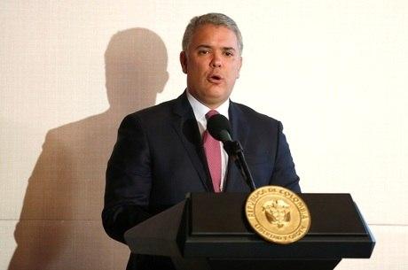 Ivan Duque não apoia intervenção militar na Venezuela