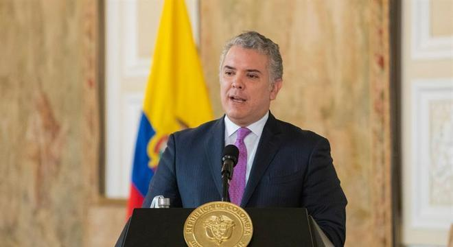Presidente, Iván Duque, preparava país para processo de abertura