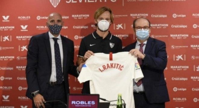 Ivan Rakitic - Sevilla