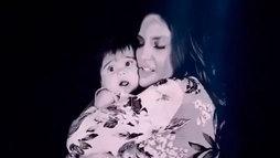 Ivete Sangalo mostra vídeo inédito das filhas gêmeas durante show. Assista ()