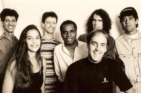 Ivete Sangalo posta foto rara da primeira banda que participou