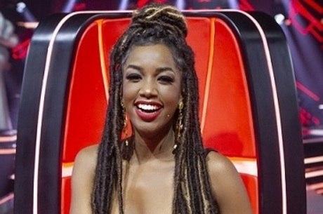 Iza estará no especial da Globo