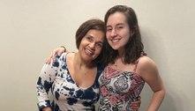 Filha de atriz Claudia Rodrigues é diagnosticada com a covid-19