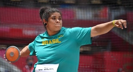 Izabela da Silva se garantiu na final olímpica