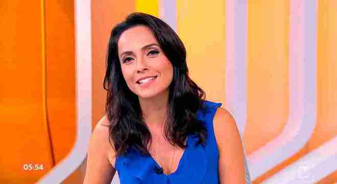 Izabella Camargo ficou na Globo por seis anos