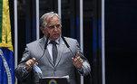 Roberto Rocha (MA) deixa a função de líder do PSDB no Senado, que passa a ser ocupada por IzalciLucas (DF)
