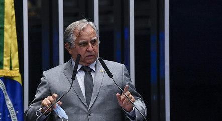 Na imagem, senador Izalci Lucas (PSDB-DF)