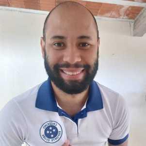 Izlias é eterno fã do Cruzeiro