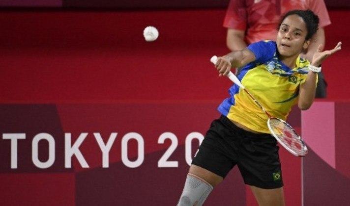 Já a brasileira Fabiana da Silva não teve o mesmo sucesso e acabou derrotada na estreia. Fabiana foi superada pela ucraniana Maria Ulitina por 2 sets a 0 (parciais de 21/14 e 22/20).