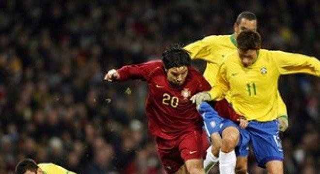 Já em 2007, o Brasil teve sua única derrota no estádio do Arsenal. Frente à seleção portuguesa, a seleção brasileira perdeu por 2 a 0, gols de Simão Sabrosa e Ricardo Carvalho