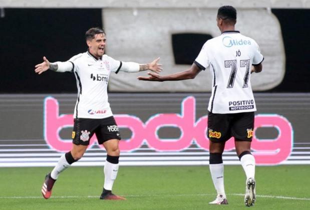 Já em 2021, mas válido pelo Brasileirão de 2020, o Corinthians goleou o Fluminense por 5 a 0, na Neo Química Arena. Os gols foram marcados por Jô, Fagner, Cazares, Mateus Vital e Luan.