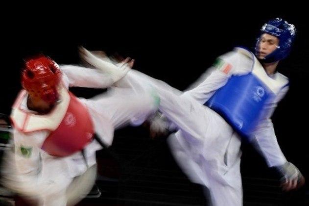 Já Ícaro Miguel deu adeus às Olimpíadas. O brasileiro foi derrotado pelo italiano Alessio Simone na categoria até 80kg e foi eliminado nas oitavas de final do taekwondo.
