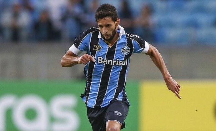 Já Juninho Capixaba está emprestado ao Bahia, com o vínculo até dezembro de 2020. Seu contrato com o Grêmio tem duração até fevereiro de 2023.