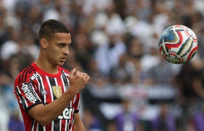 Já na partida de volta, em Itaquera, ele sentiu o gosto de marcar o gol do São Paulo, mas viveu a frustração do vice-campeonato.