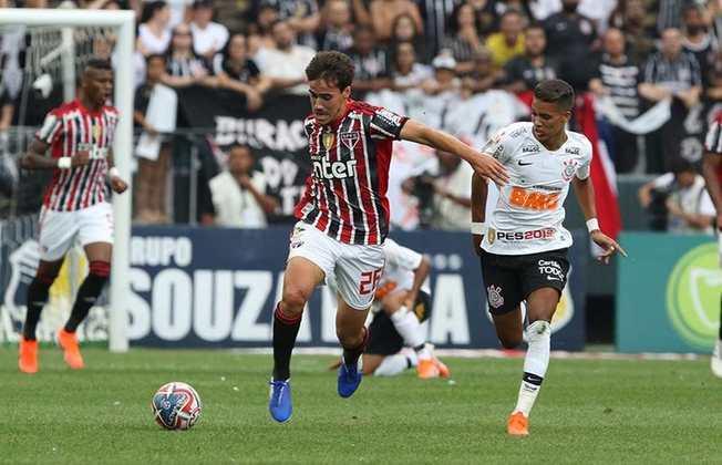 Já o São Paulo vem em grande fase na temporada. As cinco partidas que antecederam o clássico acabaram sem derrotas do Tricolor. Foram quatro vitórias e um empate.